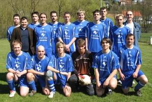 Mannschaft der Reserverunde Kreisklasse A/B 2006/2007